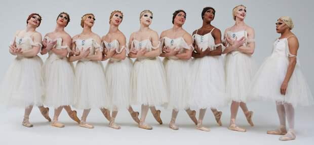 Может ли быть смешно в балете?