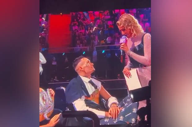 Моргенштерн устроил скандал на вручении премии «Муз-ТВ»