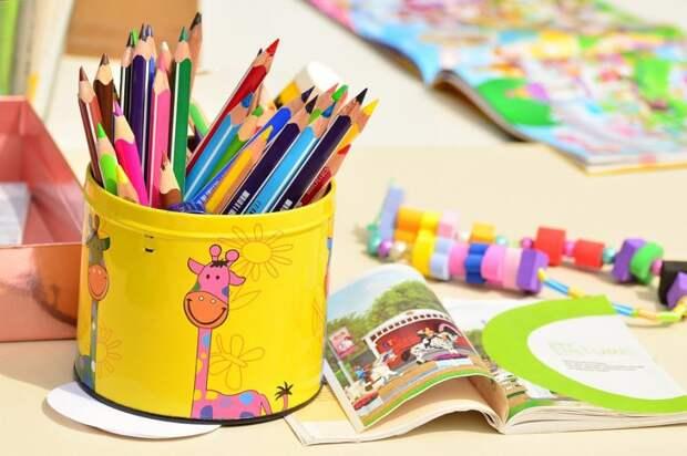 Храм на Фестивальной присоединился к акции «Собери ребенка в школу»