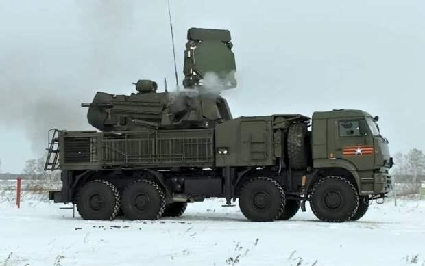 В России ответили на волну информационных провокаций против ЗРПК «Панцирь-С1»