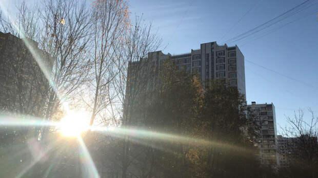 Жителям Москвы пообещали сильное потепление на этой неделе
