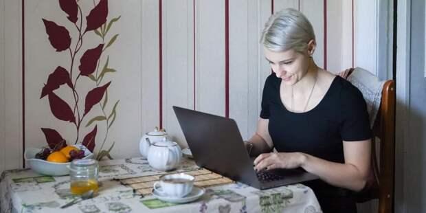 Сергунина: онлайн-программа акции «Библионочь» в Москве набрала более 200 тыс просмотров Фото: Е. Самарин mos.ru
