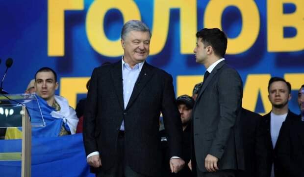 Партия Порошенко: приговор Украине – дилетантизм и некомпетентность Зеленского