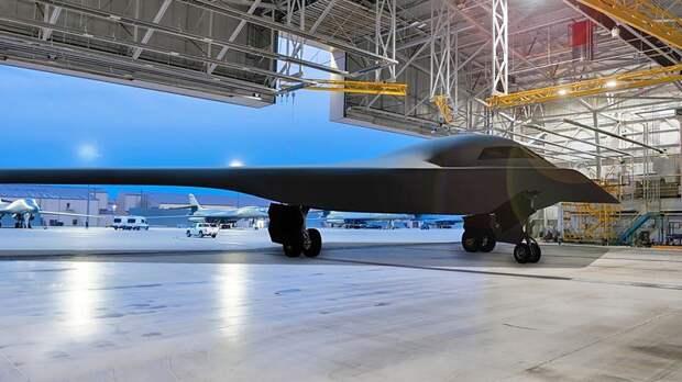 В США сообщили о прорыве бомбардировщиков B-21 в российское воздушное пространство
