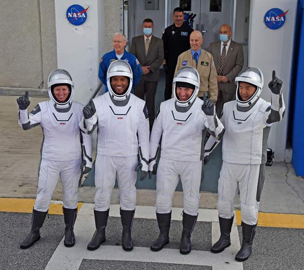 Crew Dragon Space X