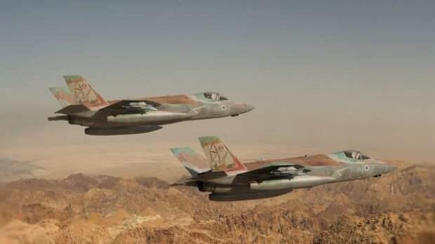 ВВС Израиля нанесли удар поподземным пусковым установкам ХАМАС