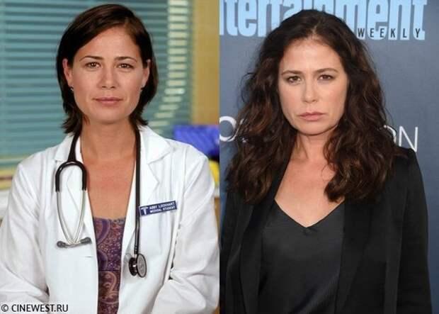 Тогда и сейчас: актёры сериала «Скорая помощь»