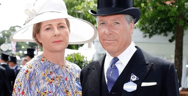 Племянник Елизаветы II разводится (второй развод в королевской семье за неделю!)