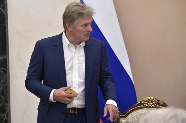 Песков потребовал от Жириновского доказательств, что с Фургала требовали «мешки денег»