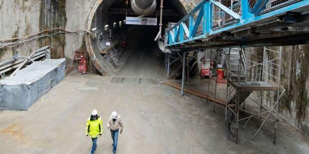 В Генплан развития столицы включено метро в Головинском