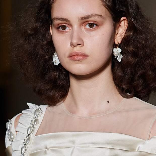 Simone Rocha, осень-зима – 2020/2021
