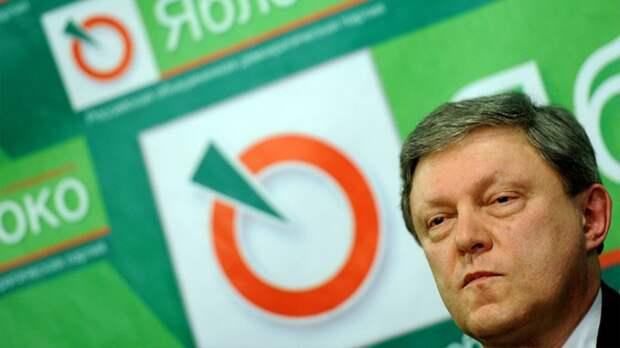 Александр Малькевич уничтожит «Яблоко»