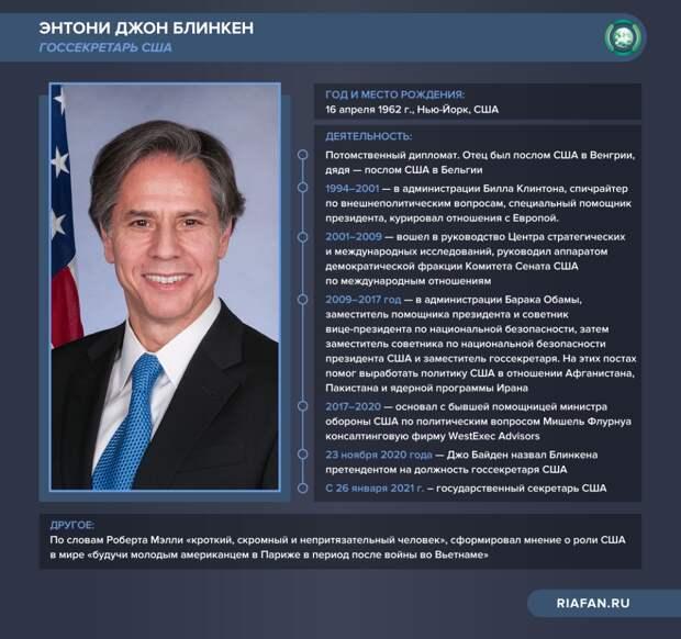 В Донбассе снова иностранный десант, а госсекретарь США дал указания Зеленскому