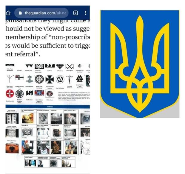 Обыкновенный украинский фашизм?