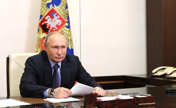 Британцы отреагировали на реакцию Путина об оскорблениях Байдена