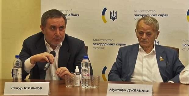 Украинский боевик Ислямов осужден за блокаду Крыма