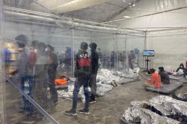 Лагеря для несовершеннолетних в Техасе