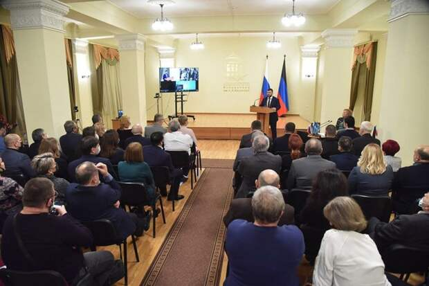Гора родила мышь – о доктрине «Русский Донбасс» и тяжёлых выводах после презентации