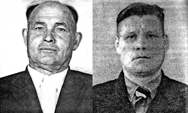 Василий Губарев и Иван Сидоров против рейхсфюрера Гиммлера