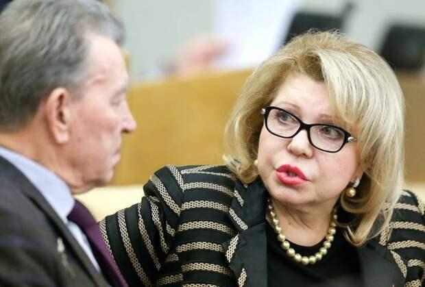 Елена Панина: Закон об информации остановит западную цензуру в России