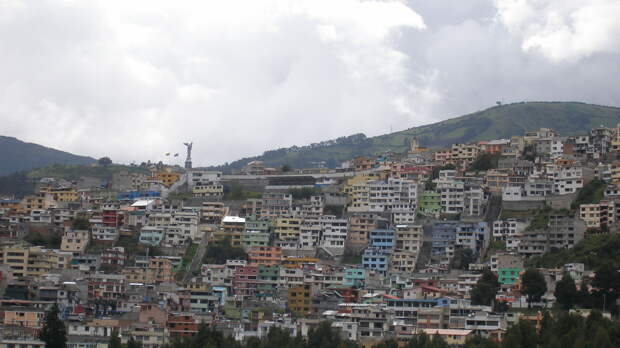 В Эквадоре два человека погибли при столкновениях между заключенными