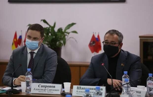 В Южном Медведкове обсудили, как изменятся берега Чермянки и Яузы