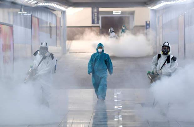 США готовы бороться с коронавирусом силами национальной гвардии