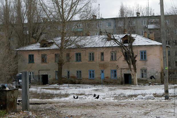 Бараки. Страшное наследие СССР.
