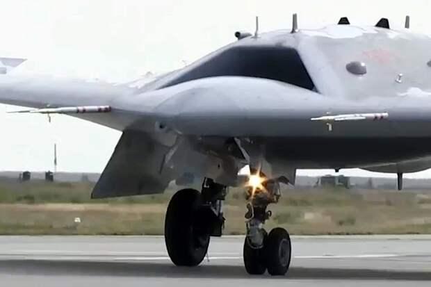 Успехи России в развитии военных беспилотников признали в Китае