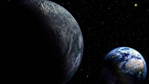 Земля и похожие на нее планеты могут полностью обледенеть