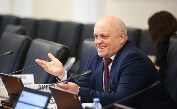 Экс-губернатор Омской области Виктор Назаров в Совфеде заработал 6,3 миллиона