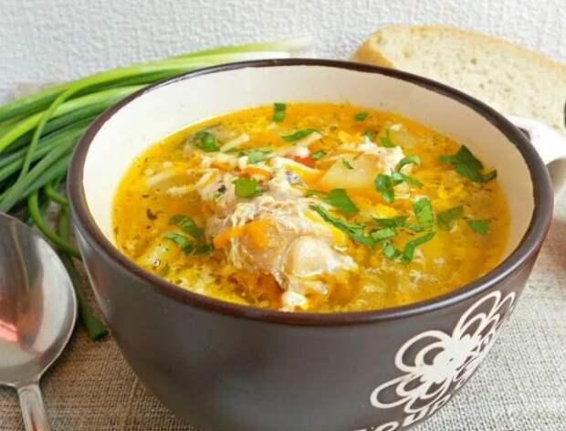 Суп «Кудрявый» – незаслуженно забытый рецепт ещё со времён СССР