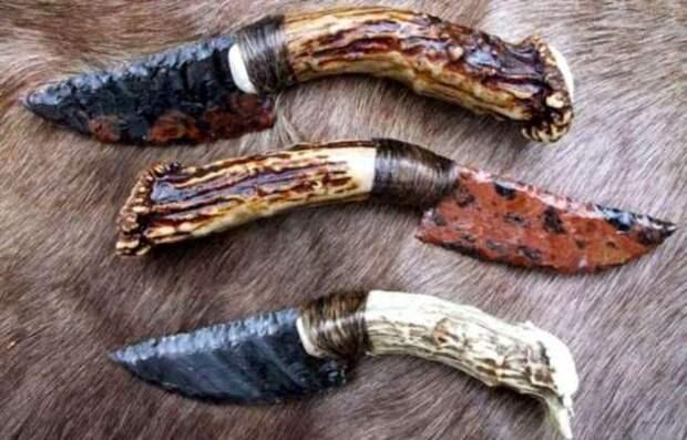 Кремний и обсидиан: почему из этих материалов не делаются ножи, если они получаются самыми острыми