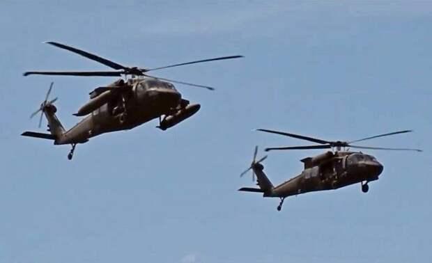 Какой интерес для России представляют американские «Черные ястребы» из Афганистана