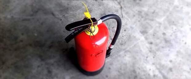 Пожарная, Огнетушитель, Фейерверк