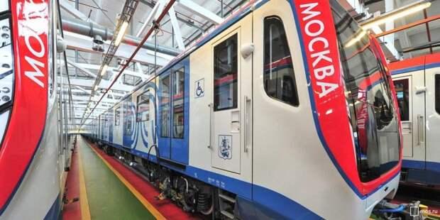 В 2021 году в столичное метро вновь вернутся женщины-машинисты. Фото: mos.ru