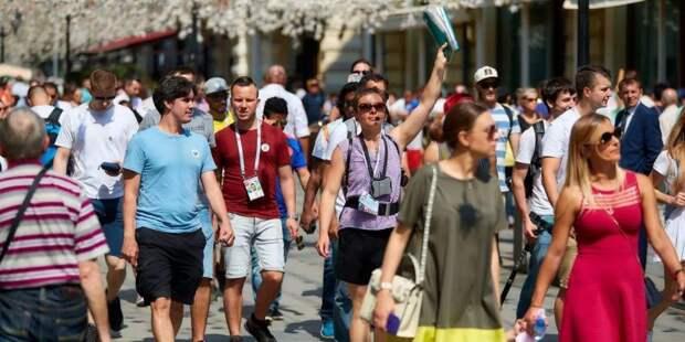 Сергунина: Russpass запускает цикл познавательных видеороликов о Москве
