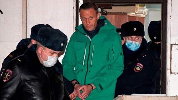 За что прихвостни Навального отправились за решетку?