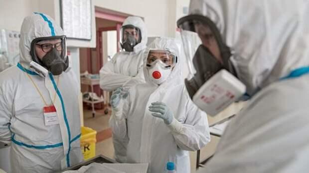 Роддом в Хакасии перепрофилировали в ковидный госпиталь