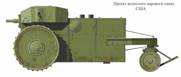 Русские танки из альтернативной реальности
