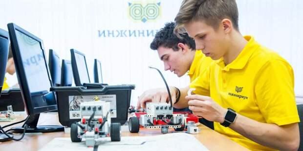 Депутат МГД Титов отметил рост интереса у столичных школьников к техническому творчеству