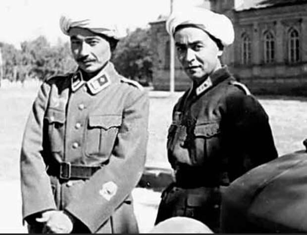 Крымские татары на службе Германии в Великой Отечественной Войне