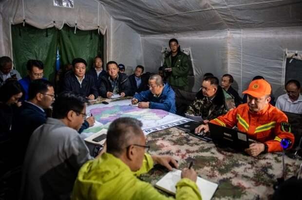 Число погибших при землетрясении в КНР возросло до трёх человек