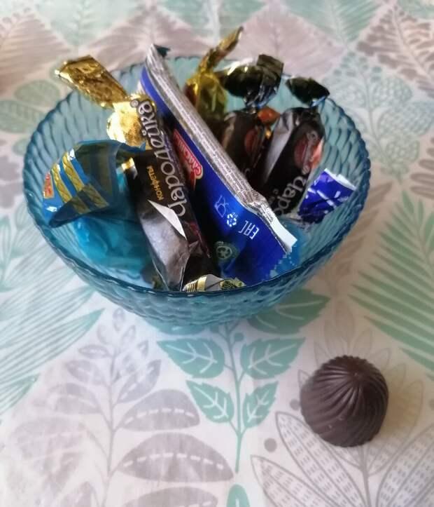 Конфеты в гостях больше не ем и Вам не советую. И вот почему...