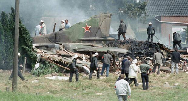 Пилот покинул машину и полет был обречен на трагедию. |Фото: sputniknews.com.