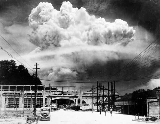 Неизвестные детали атомной бомбы на Хиросиму