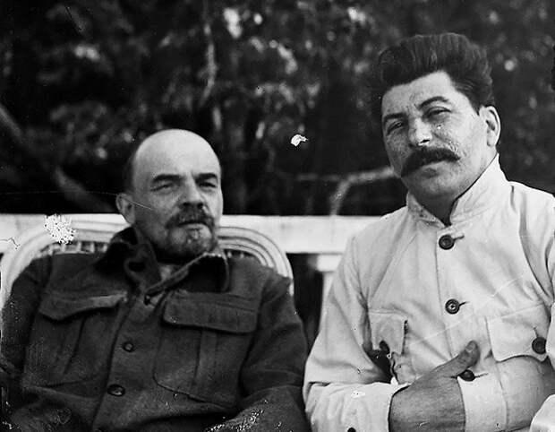 Какие факты биографии Ленина приказал скрыть Сталин