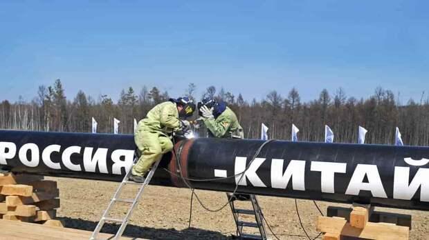 «Газпром» не останавливается и теперь согласовывает с Монголией схему прокладки газопровода «Союз Восток»