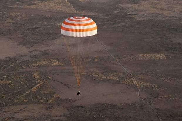 Спускаемый аппарат космического корабля «Союз МС-08» выставили на продажу
