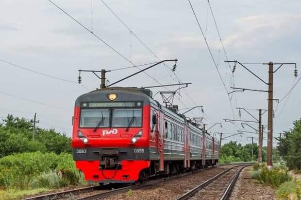 В Новосибирске начали строить платформу для городской электрички